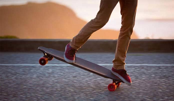 M1 inboard meilleurs skateboard électriques