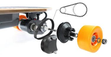 Longboard électriques Eboard moteur
