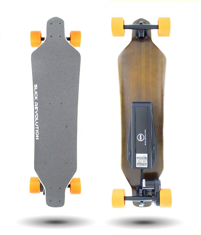 Longboard électriques Eboard vues
