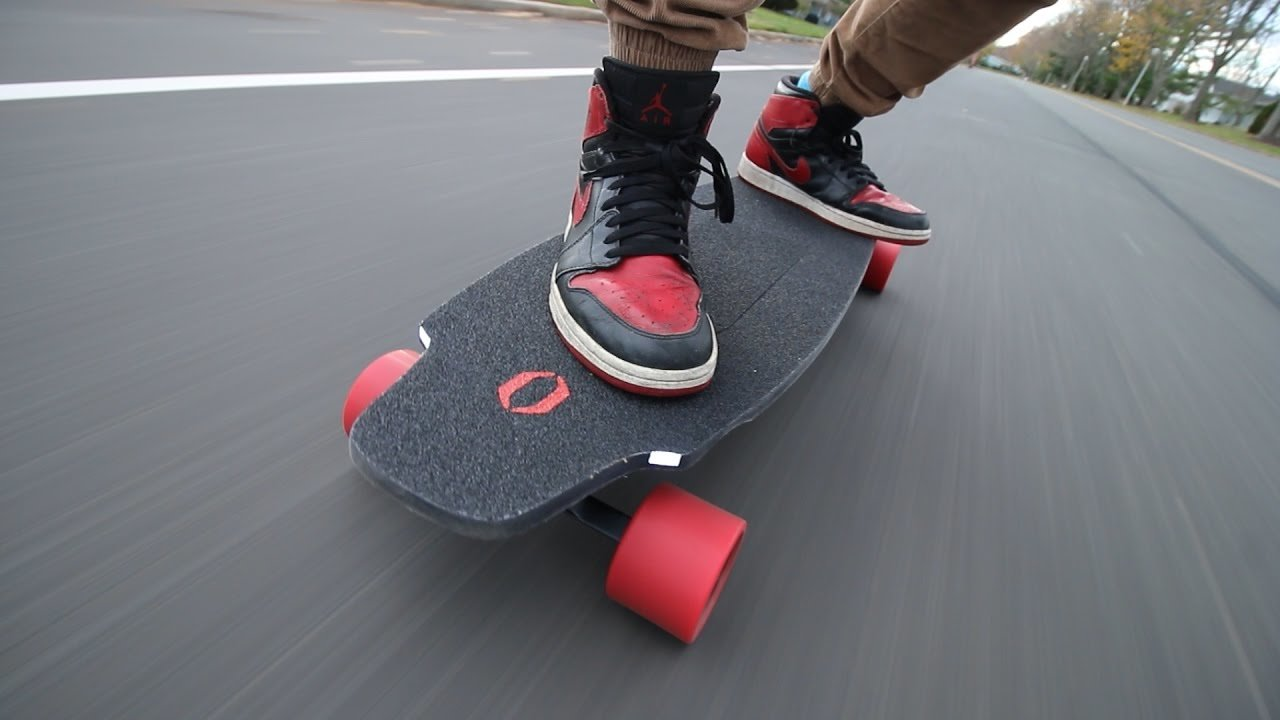 M1 inboard riding performance