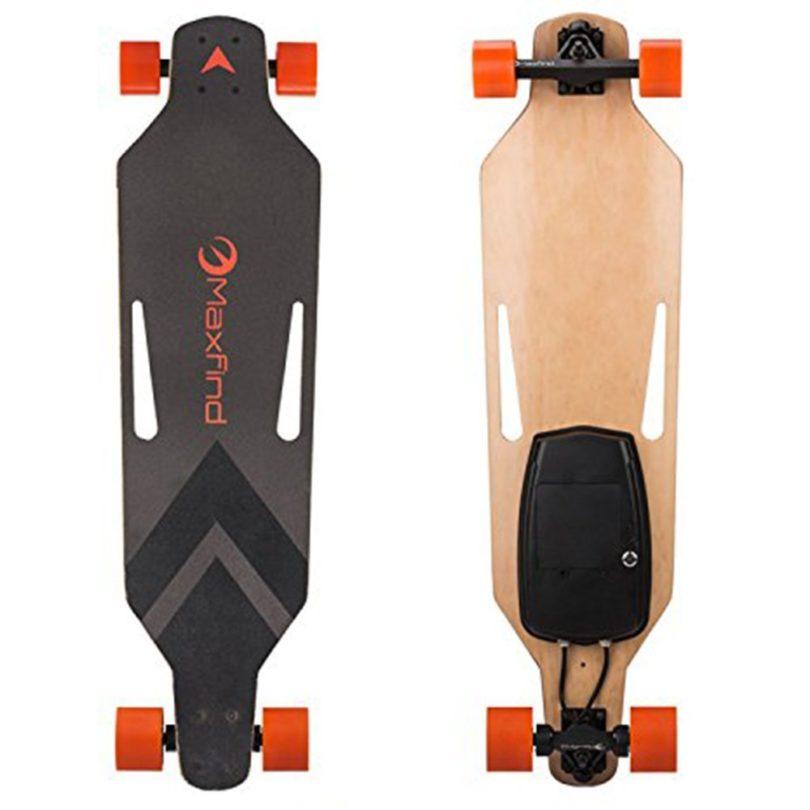 MAXFIND Skate électrique