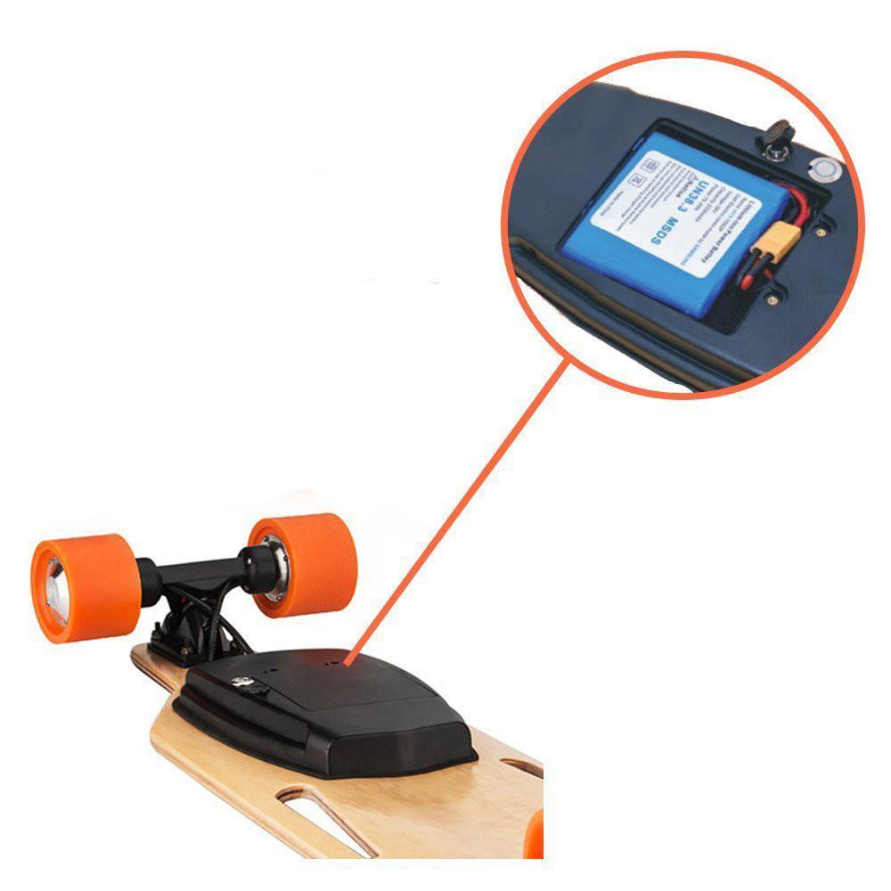 MAXFIND Skate électrique batterie