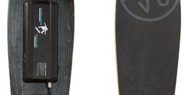 REVOE Skateboard électrique EVO Noir