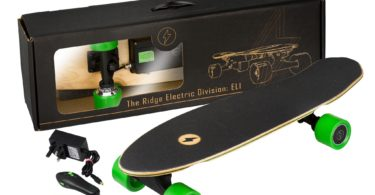 Ridge Electric Model EL1 Electric Skateboard électrique box