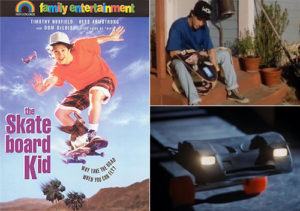 Skateboard Kid le film