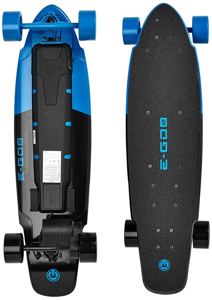 Yuneec Ego 2 Skateboard Électrique Mixte