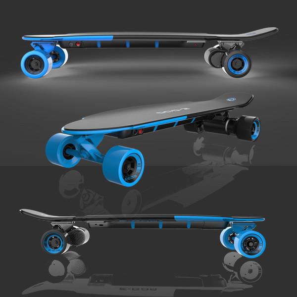 Yuneec Ego 2 Skateboard Électrique Mixte devant bleu