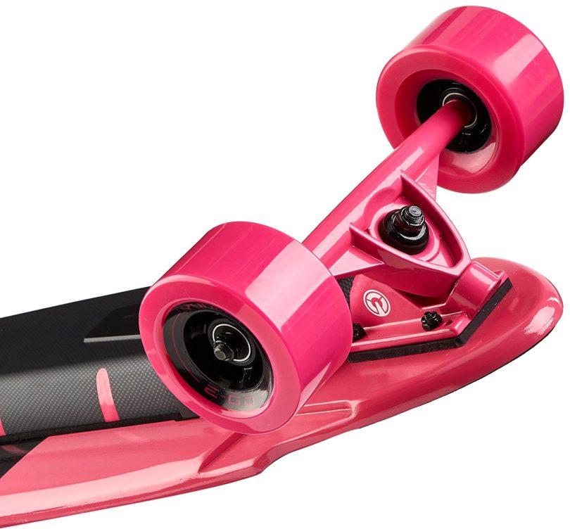 Yuneec Ego 2 Skateboard Électrique Mixte modèle couleur rose