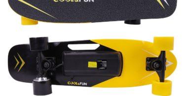Cool & Fun Planche à Roulettes Motorisée Électrique package