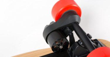 benchwheel Double Skateboard électrique 1800 W B2 motorisation
