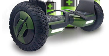 EVERCROSS Hoverboard Phantom 10 Batterie Samsung