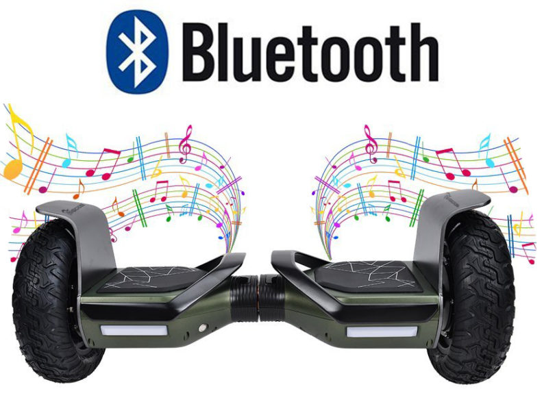 EVERCROSS Hoverboard Phantom 10 Bluetooth