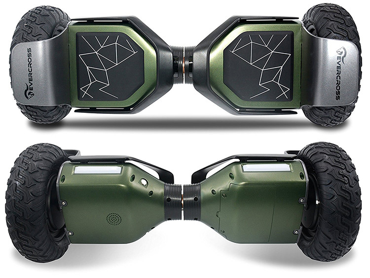 EVERCROSS Hoverboard Phantom 10 auto-équilibrage