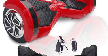 HoverBoardSkateboardGyropode Éléctrique Auto-équilibrage Bluetooth Scooter Trottinette Électrique 8 Pouce