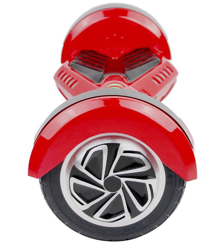 HoverBoardSkateboardGyropode Éléctrique Auto-équilibrage Bluetooth - vue côté