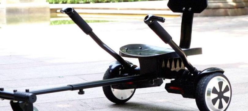 Hoverboard et Hoverkart