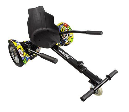 iWatKart - Chaise Kart Self Balancing Scooter électrique Scooter