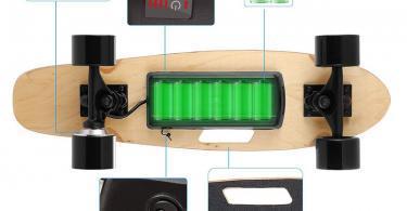 Ancheer Skateboard Electrique