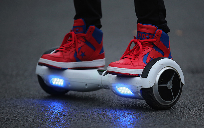 Comment fonctionne un Hoverboard?