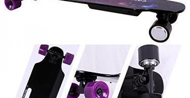 Cool&Fun HB11 Planche à roulettes Motorisée Électrique