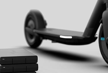 Trottinette électrique - Inboard The Glider