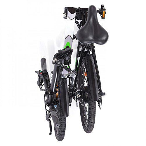 BIWBIK Vélo électrique Pliant Mod. Traveller Batterie Lithium