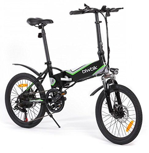 BIWBIK Vélo électrique Pliant