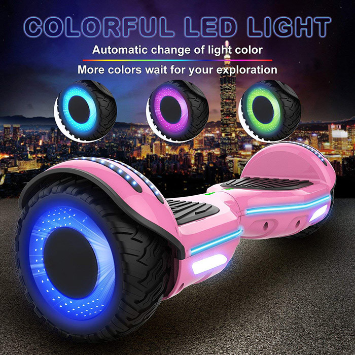COLORWAY Balance Board Bluetooth 6,5 Pouces Gyropode
