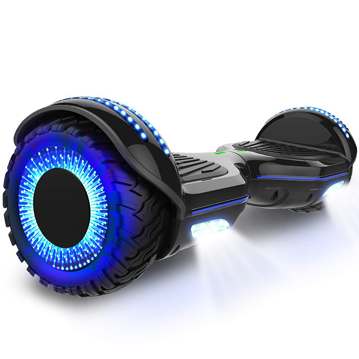 COLORWAY Blance Board Bluetooth 6,5 Pouces Gyropode LED Révolution