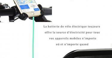 Extrbici VTT Vélo électrique Hybride Homme de Montagne - XF800