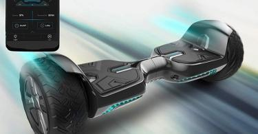 Gyropode HX500 Bluewheel Gyroscooter Skateboard électrique Smart Application