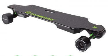 Longboard Cruiser Skateboard Augmentée Double Moteur électrique