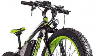 Meilleurs Vélos VTT et VTC électriques