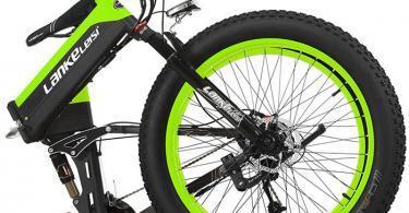 SMLRO LANKELEISI 1000W Moteur Nouveau Tout-Puissant Vélo Électrique