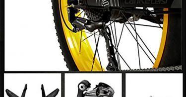 SMLRO LANKELEISI - Moteur Nouveau Tout-Puissant Vélo Électrique