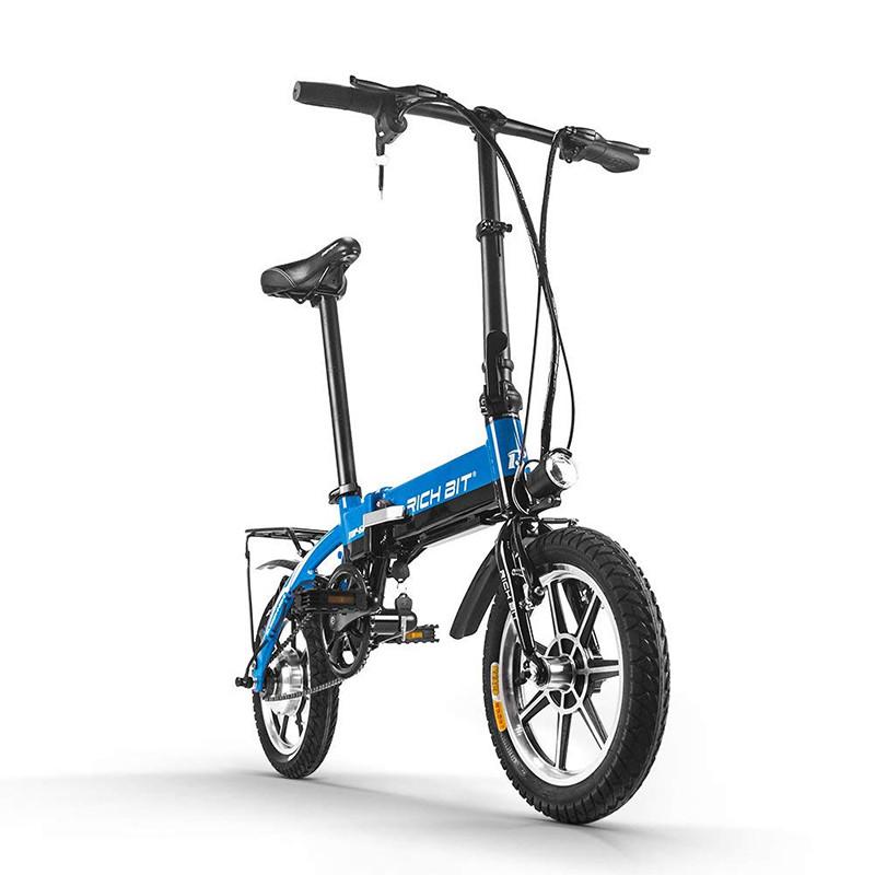 Vélo électrique Richbit pliant Vélo de ville