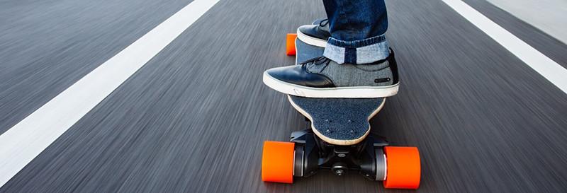 Les règles de circulation des skateboards et longboard électriques