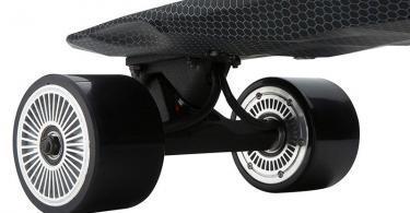 Maxfind Skate Électrique Longboard Skateboard Électrique