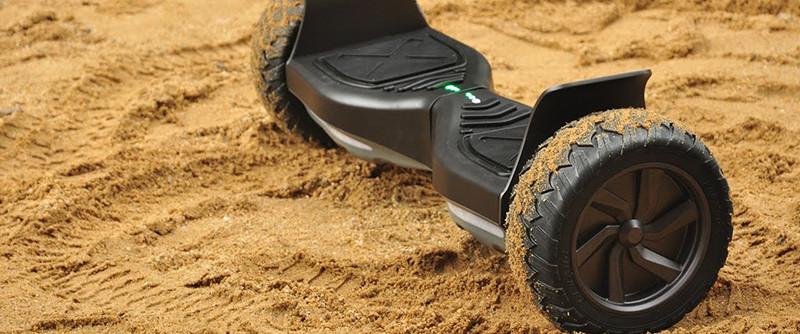 Meilleur hoverboard tout terrain