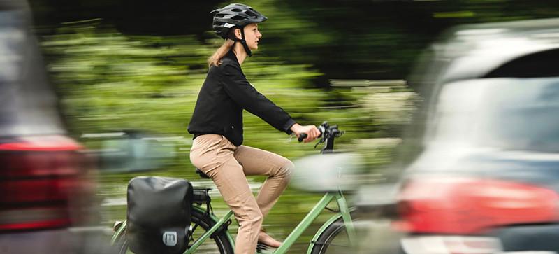 Mes 5 conseils pour éviter les accidents en vélo électrique