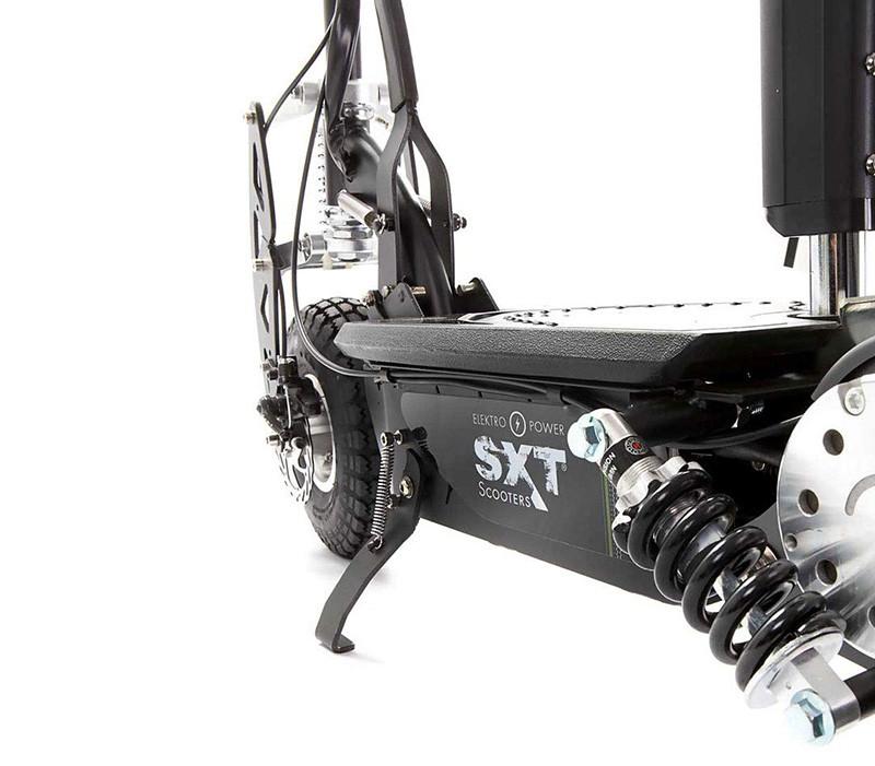 SXT scooters Trotinnette électrique 1000 W Turbo