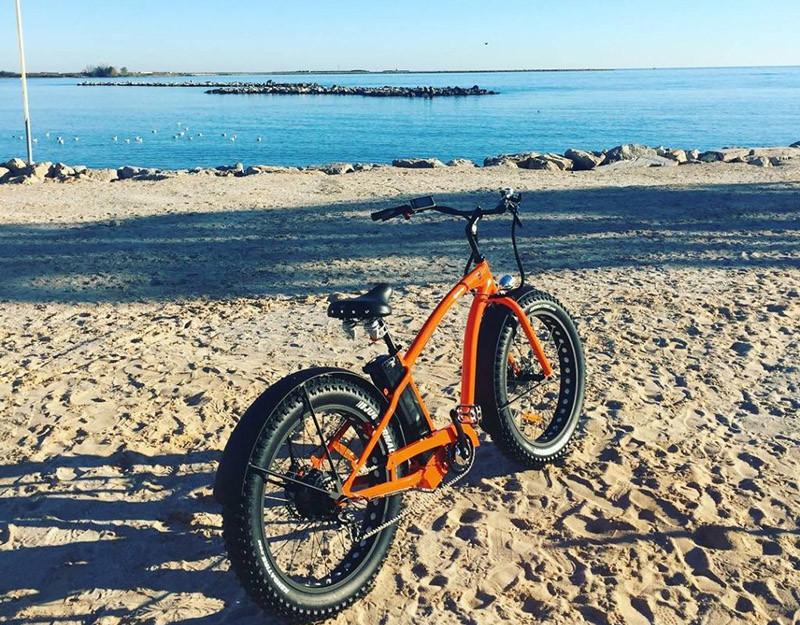 Vélo électrique - Quelques vérifications de routine avant de prendre la rout