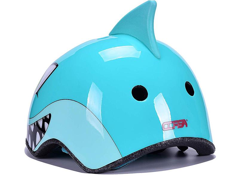 YGJT Casque Vélo Enfant 2-13 Ans Animal Équipement Cyclisme Protection Poids Léger