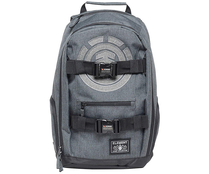 Element Mohave sac a dos Daypack Backpack Black Heather