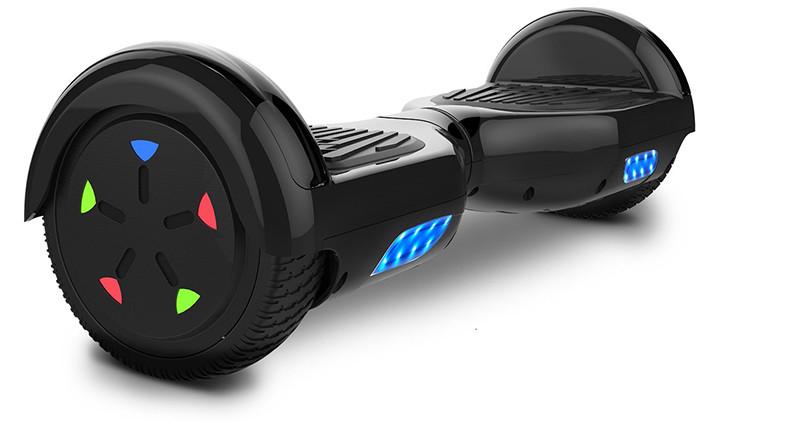 MARKBOARD Hoverboard 6.5 Pouces M06 Certifié Gyropode avec Bluetooth et Pneu à LED de Couleu