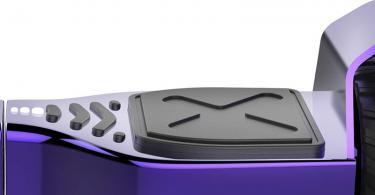 Markboard Gyropode Bluetooth 6.5 Pouces Tout Terrain