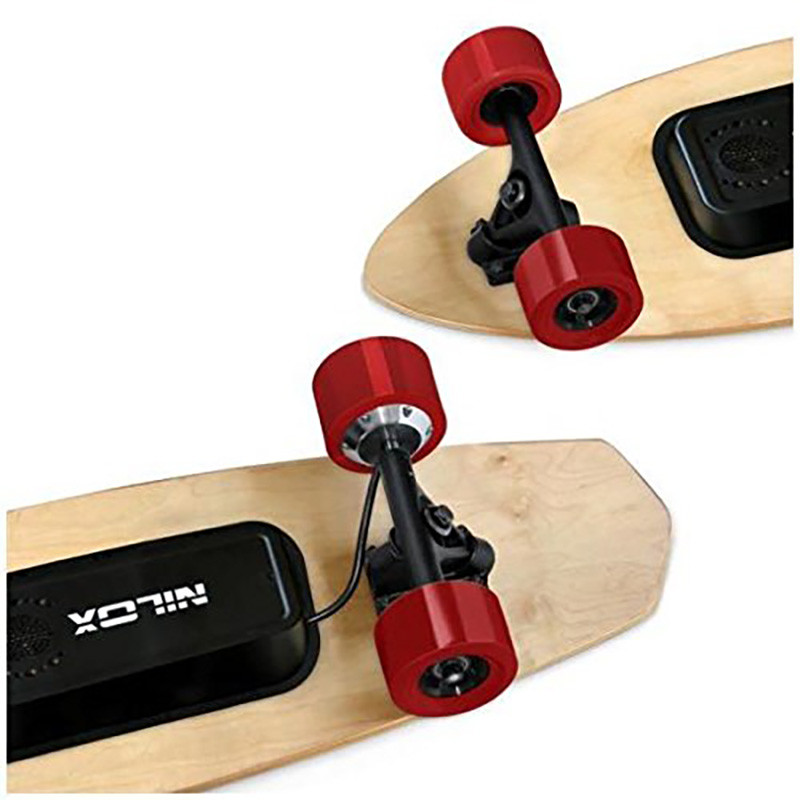 Nilox Doc Cruiser Electrique Adulte Electric Cruiser Skateboard Vitesse Max 15 kmh