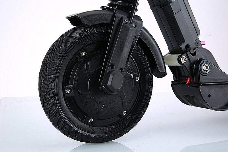 BDL-Dom ES7001 Trottinette électrique Mixte Adulte-Ado Pliable légère - Moteur Brushless 350W.