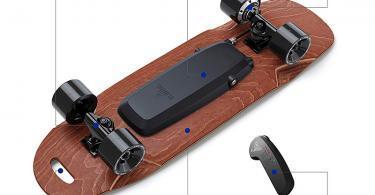 Test Elwing - Skateboard Electrique - Nimbus - Nouvelle Version 2019