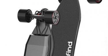 Avis Maxfind Max-4 Super Range Planche à roulettes électrique